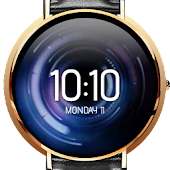 Glow ! Next Level Watch Face