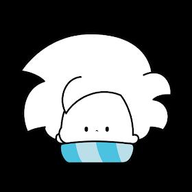 AisforAi - Ai and Aiko WhatsApp stickers