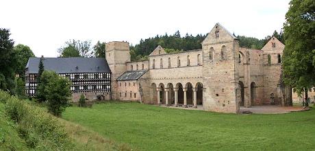 Photo: Klosterruine Paulinzella