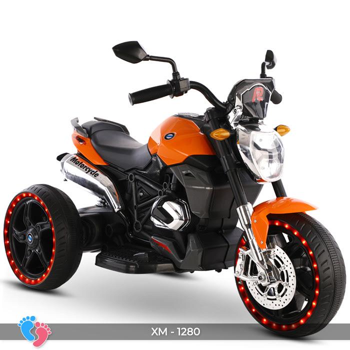 Xe moto điện cho bé XM-1280 4