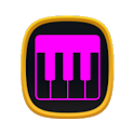 Real Piano (Android Studio) icon