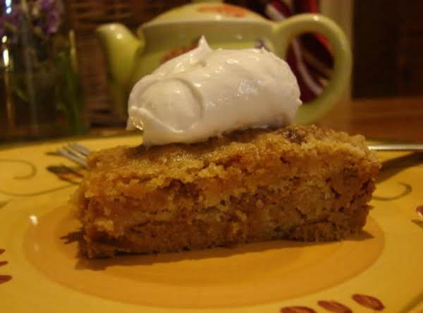 Pumpkin Crunch Recipe