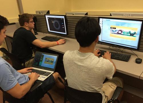 Студенты Корнелльского университета, использующие ANSYS Student в облаке  Microsoft Azure Cloud с помощью технологии FRAME