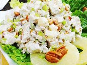 Pecan-pineapple Chicken Salad Recipe
