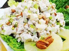 Pecan-pineapple Chicken Salad