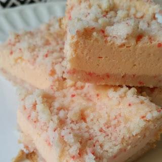 Cherry Chip Cheesecake Bars - A Contest-Winning