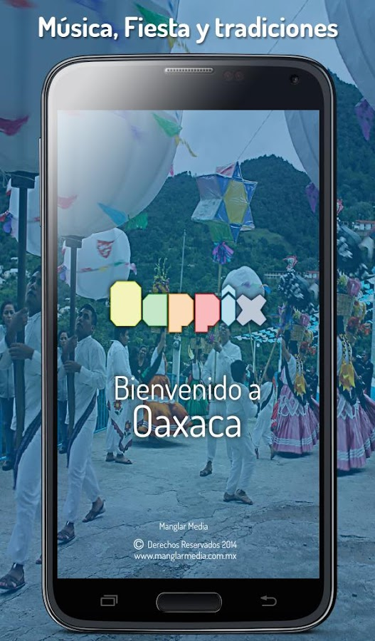 Oaxaca Travel Guide Oappix: captura de pantalla