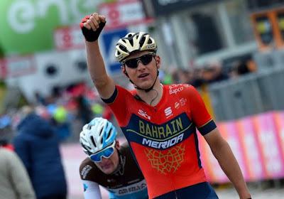 Matej Mohoric, Jan Polanc, Primoz Roglic en Luka Mezgec wonnen allen al een rit in de Giro