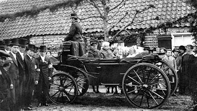 Photo: 1923 Gouden bruiloft van Marijn Langen en Maria van Schendel