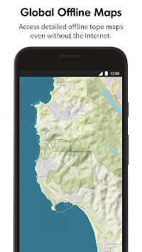 Komoot — Cycling & Hiking Maps APK screenshot thumbnail 3
