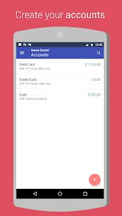 Money Control - náhled