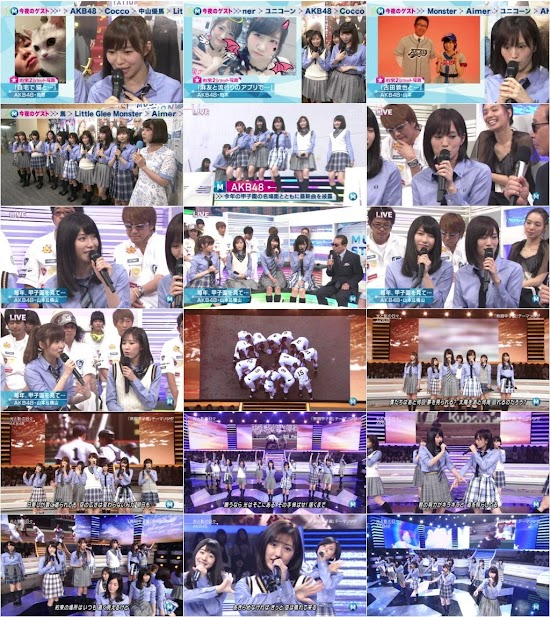 (TV-Music)(1080i) AKB48 Part – Music Station 160819