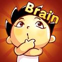 Mr Brain - Trick Puzzle Game icon