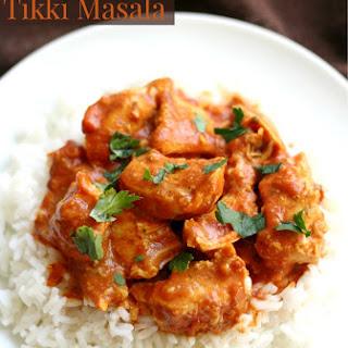 Chicken Tikki Masala (Gluten-Free, Dairy-Free, Paleo).