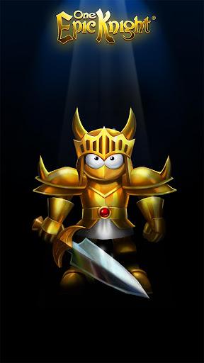 Télécharger Gratuit One Epic Knight APK MOD (Astuce) screenshots 1