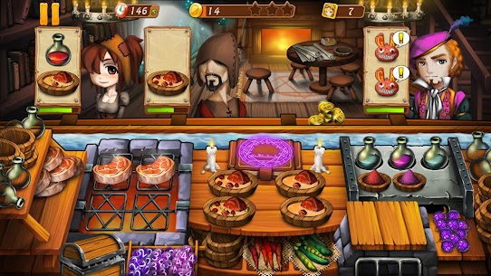 Cooking Witch Mod Apk 3.2.3 3