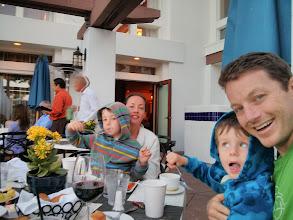 Photo: Family Dinner #SpringBreak