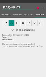Logical Sentences - náhled