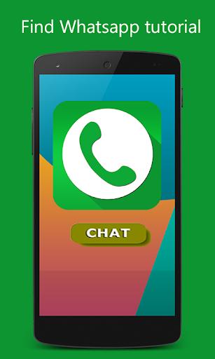 免費WhatsApp Messenger提示