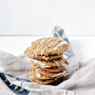 Vanilla Honey Cookies.