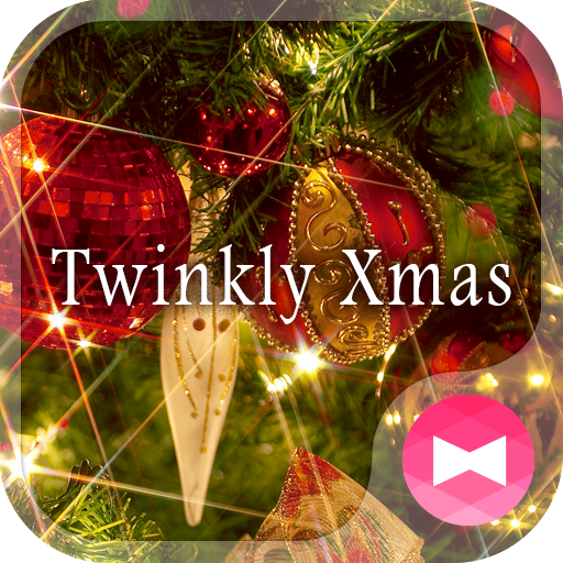 Wallpaper Twinkly Xmas Theme Icon