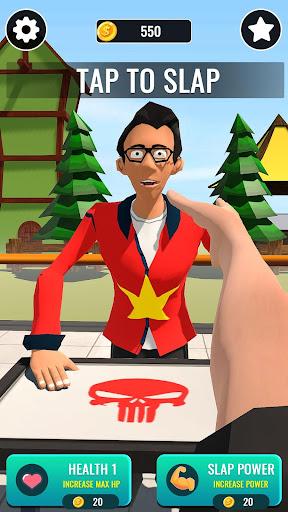 Slap Master : Super Slap Game apkmind screenshots 1