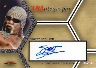 Photo: Scott Steiner 2008 TriStar TNA Impact auto