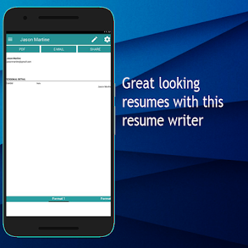 Download Resume Pdf Maker By Sudintech Apk Latest Version App For
