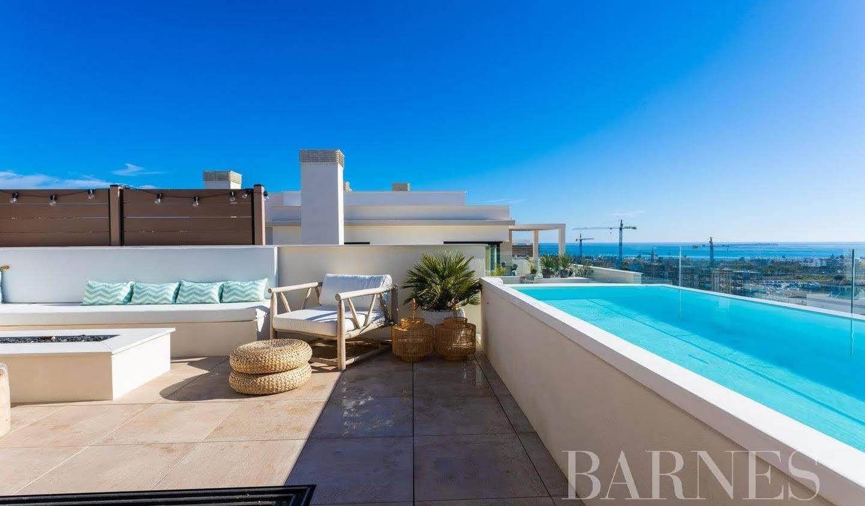 Villa avec piscine et terrasse La Cala de Mijas