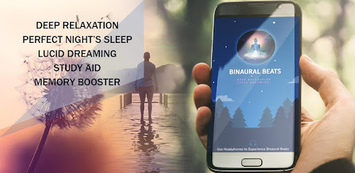 Binaural Beats: Deep Relaxation & Lucid Dreaming - Apps on