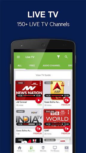 nexGTv Live TV News Cricket 5.1.16 app download 2