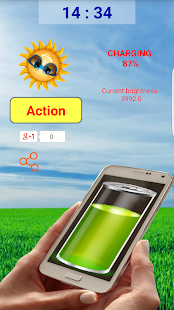 App Solar Battery Charger Prank APK for Windows Phone