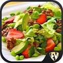 Salad Recipes: Healthy Foods with Nutrition & Tips icon