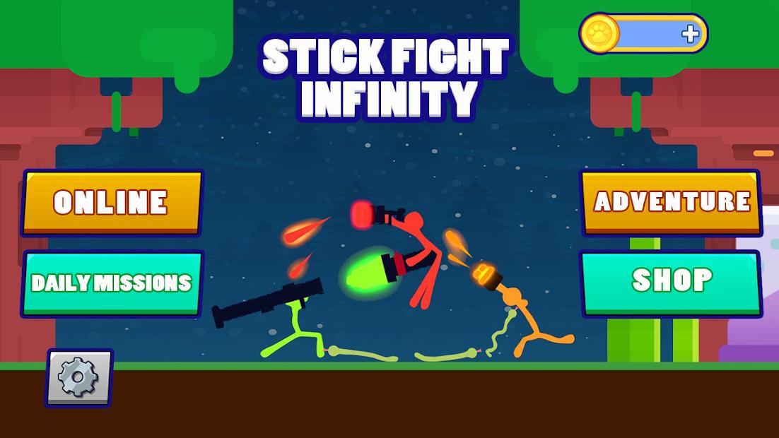 Mr Stick – Supreme Fight PvP Online