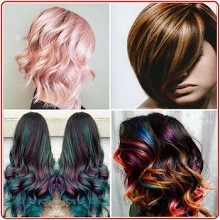 Trendy Hair Color - náhled