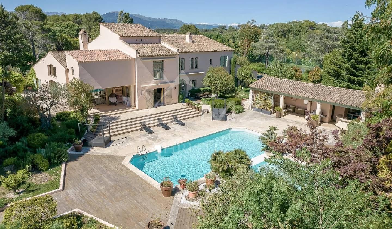 Villa avec piscine Mougins