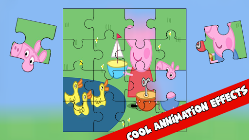Puzzle For Peppa Pig for PC