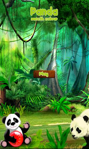 Panda Swicth Colour Match
