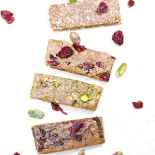 10-Minute No Bake Protein Bars Recipe
