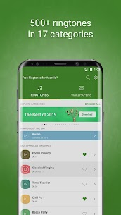 Free Ringtones for Android Mod Apk (Vip Feature Unlock) 1