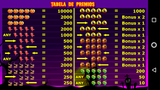 Lucky Halloween Slot - Caça Níquel