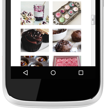 Cupcake Recipes- screenshot