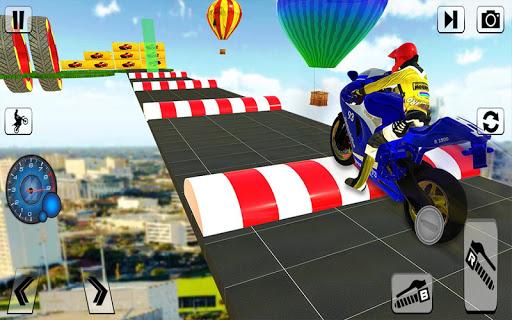 Bike Impossible Tracks Race screenshot 5