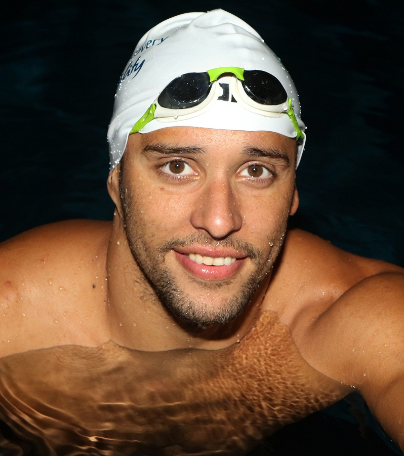 Chad Le Clos. Picture: STEVE HAAG/GALLO IMAGES