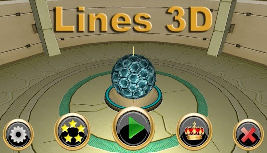 Lines 3D- screenshot thumbnail
