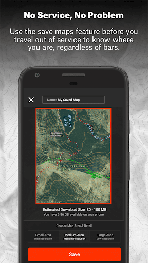 onX Hunt Maps #1 Hunting GPS Offline US Topo Maps Screenshot