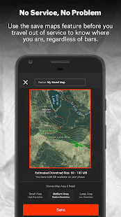 onX Hunt Maps #1 Hunting GPS Offline US Topo Maps - náhled