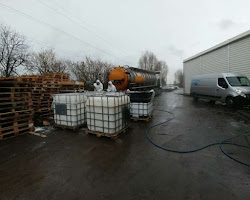 Waste Storage Tanks