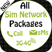 All Sim Network Packages Free 2019