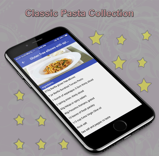 Classic Pasta Collection 1.0 screenshots 6